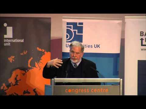 Professor John Sexton, New York University, International Higher Education Forum 2015