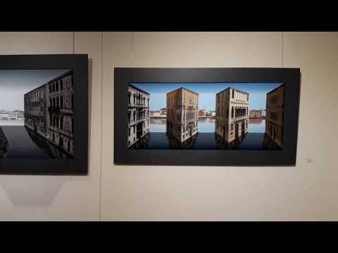 Bel-Air Fine Art gallery in Venice  3d painting