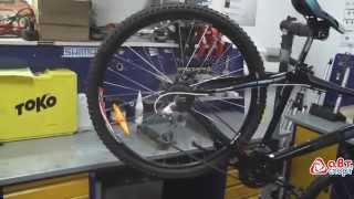 BLACK AQUA Cross 2914 H Инструкция по сборке велосипеда из коробки(, 2015-10-19T06:54:13.000Z)