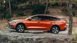 2019 Ford Focus Active - The best Family Crossover Hatchback !!