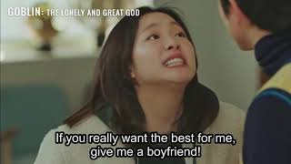 Your Boyfriend Is Right Here-Me!!! (Goblin ep5)