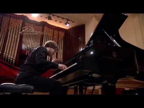 Krzysztof Książek – Scherzo B minor Op. 20 (first stage)