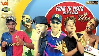 Mc Pedrinho - Mc Kevin - Mc IG - Mc PH - 4M ( Funk TV Visita )
