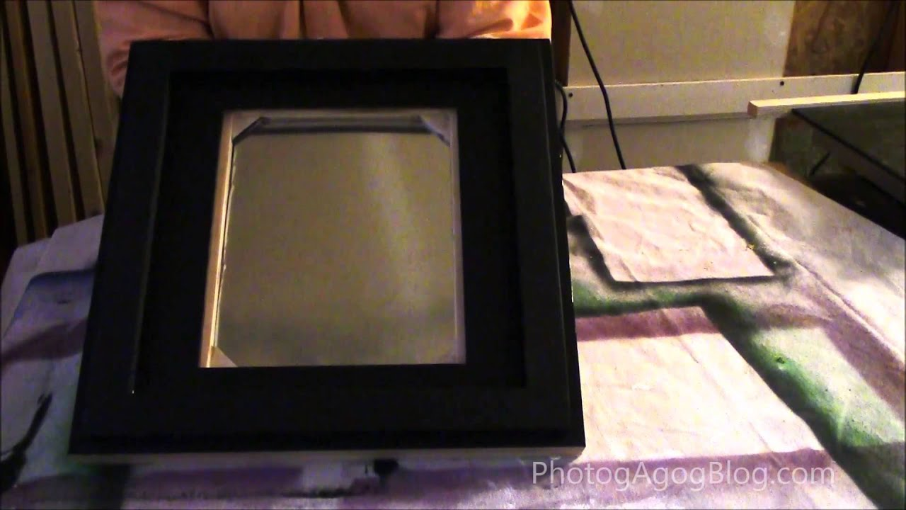 Wetplate Film Holder Build 2015 06 09 & Wetplate Film Holder Build 2015 06 09 - YouTube
