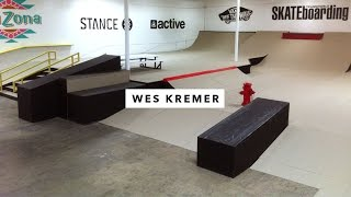 TWS Park: Wes Kremer and Friends | TransWorld SKATEboarding thumbnail