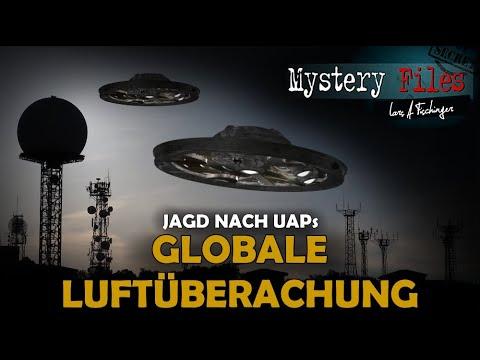 UFOs / UAPs: Astrobiologe wünscht eine globale Luftraumüberwachung um das Phänomen zu erforschen!