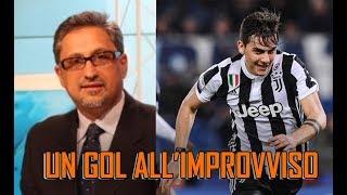 Un gol all'improvviso | Alvino e il gol di Dybala
