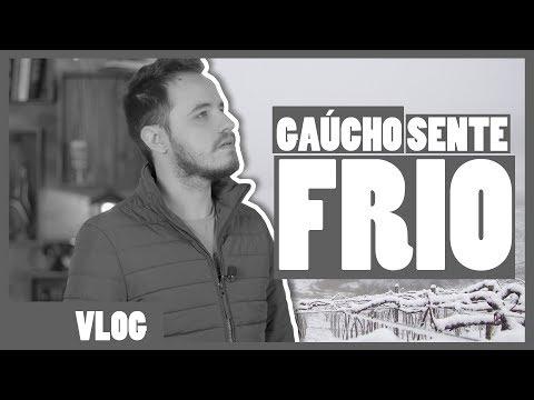 Sim, GAÚCHO SENTE FRIO