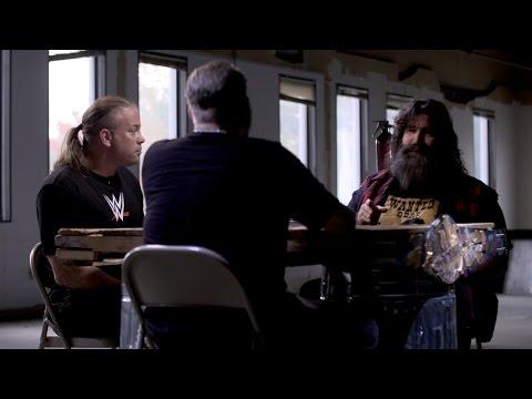 Mick Foley, Raven and RVD discuss the unique circumstances surrounding the Hardcore Championship