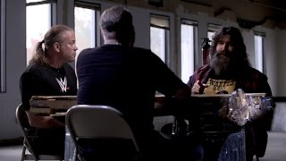 Mick Foley, Raven and RVD discuss the unique circumstances surrounding the Hardcore Championship thumbnail