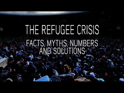 The Refugee Crisis: facts, myths, numbers and solutions with Thomas Gammeltoft-Hansen