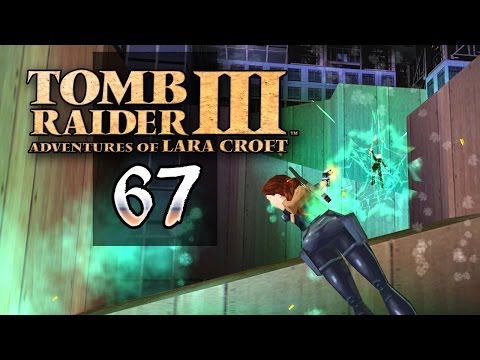 Tomb Raider 3 #067 [GER] - Das Ende von London - Let's Retro