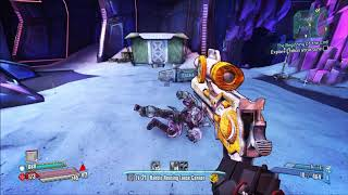Borderlands Pre Sequel. The First Playthrough with Fragtrap, Part 25.