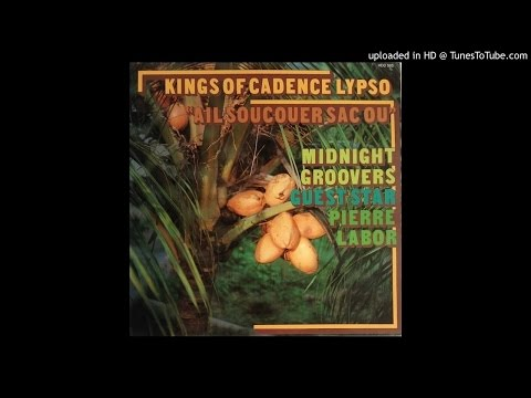 Midnight Groovers (Dominica): Cadence Lypso Mix (1976/Music of Dominica/Caribbean Music/World Music)