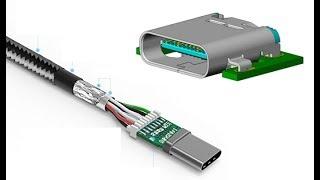 ЧТО ТАКОЕ USB 3.1 Type - C (плюсы, минусы, распиновка)