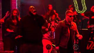 Run The Jewels & TV On The Radio - Angel Duster (Live)