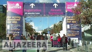 lisbon web summit more than 50000 attend conference