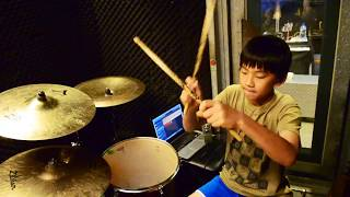 One Direction-One Way or Another (Teenage Kicks) drum cover