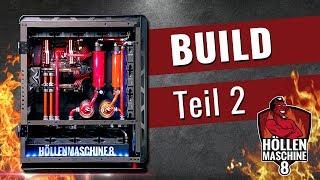 DAS MONSTER IST FERTIG - Build Teil 2 - Höllenmaschine 8 | #Gaming-PC