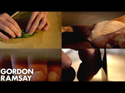 10 Incredibly Useful Cooking Tips - Gordon Ramsay - YouTube
