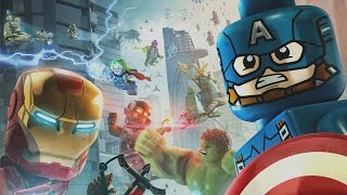 LEGO Marvel's Avengers - Full Movie (ALL CUTSCENES w/ SUBTITLES) [1080p 60FPS HD]