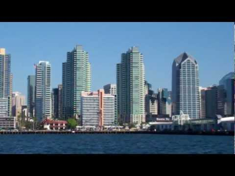 View from a Boat: San Diego Bay