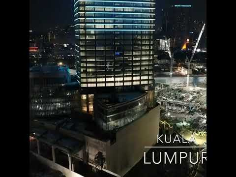 Trx - Tun Razak Exchange Kuala Lumpur Progress As At 9 Dec 2018