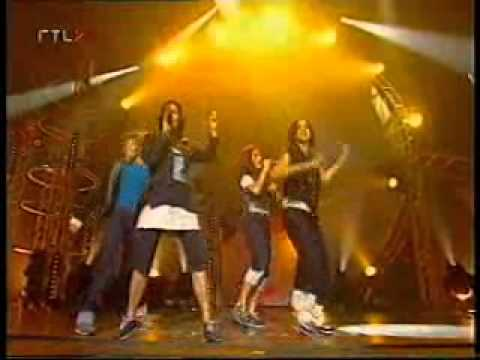 B*Witched  - Rollercoaster (The Dome)