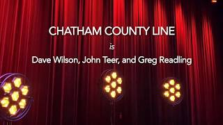"""Chatham County Line - """"Strange Fascination"""" (Official Lyric Video)"""