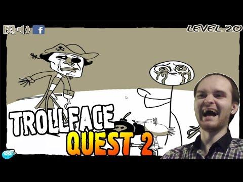 TrollFace Quest 2 Прохождение ► КОЗНИ ПИРАТА! ◄ ВЗРЫВ МОЗГА
