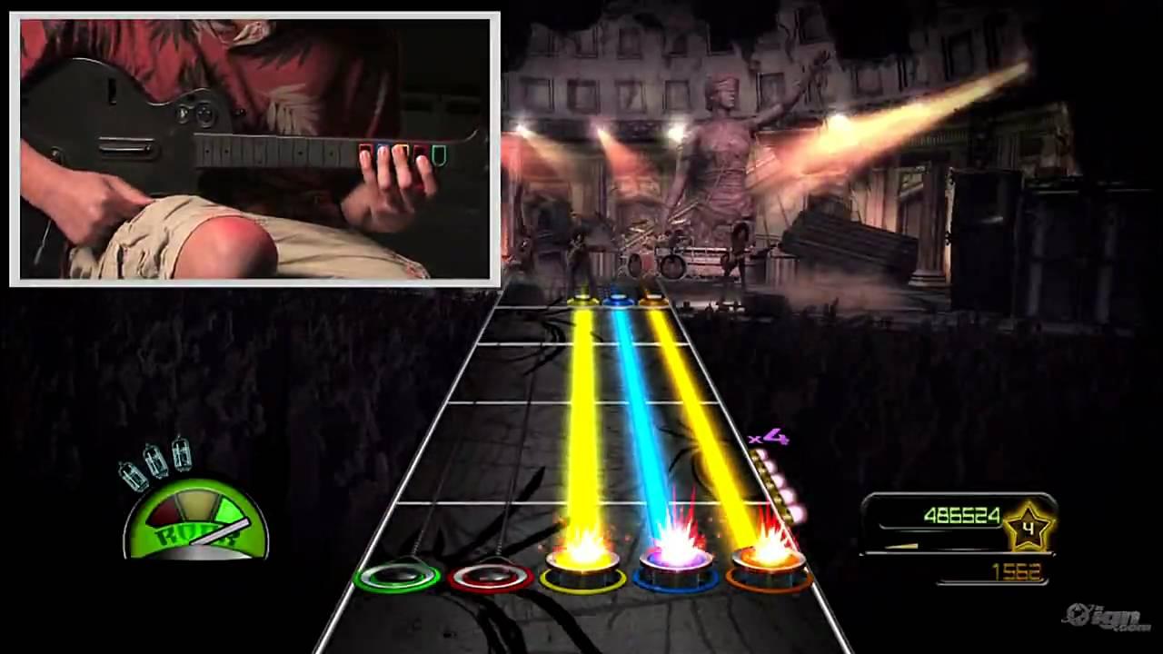 Guitar Hero World Record Rocked!