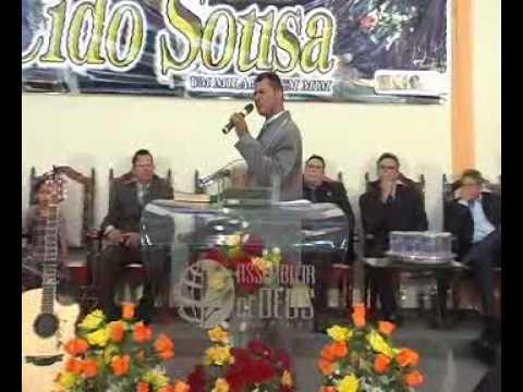 Cantor Cido Souza - Getsemani