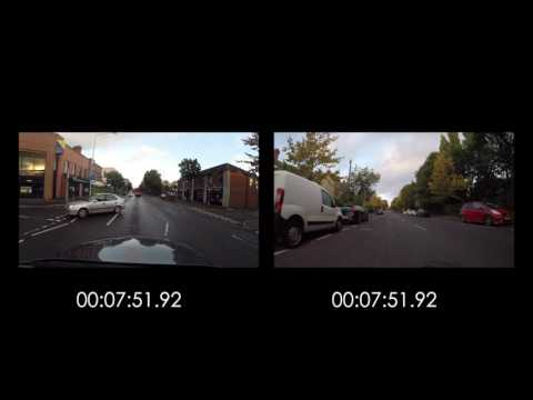 Drive or Cycle? South Belfast full comparsion