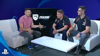 RIGS Mechanized Combat League - E3 2016 LiveCast | PS4