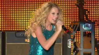 Taylor Swift - Picture To Burn Live At CMA Music Festival 2008