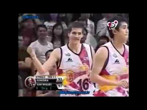 San Miguel vs Ginebra - All-Filipino Cup 2008-2009 Quarterfinals Game 3 Part 12