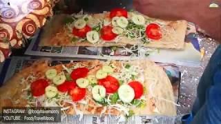 AFGHANI BURGER IN LAJPAT NAGAR | AFGHANI FOOD IN DELHI | STREET FOOD OF DELHI |