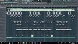 FLP Remake Instrumental Humilde Pero Cotizao - Cosculluela Ft. Oneill (JaimeBeatz)