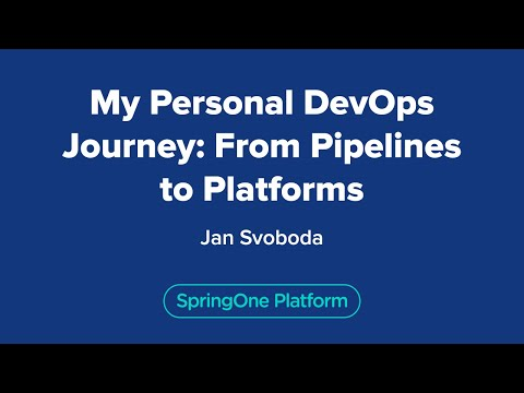 My Personal DevOps Journey: From Pipelines to Platforms