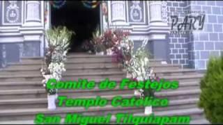 Licha torres Mañanitas navideñas Comites de festejo.mpg