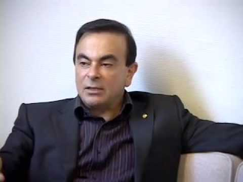 Anaheim University: Carlos Ghosn Student Interview