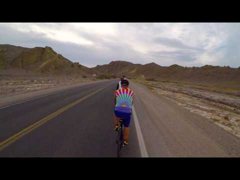 Death Valley Cycle Challenge 2016