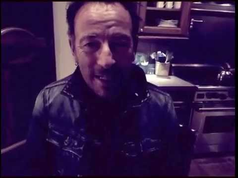Bruce Springsteen's tribute to KACF 2014 honoree Jon Kilik