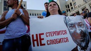 """Акции протеста в Республике Беларусь: """"точка невозврата""""…"""
