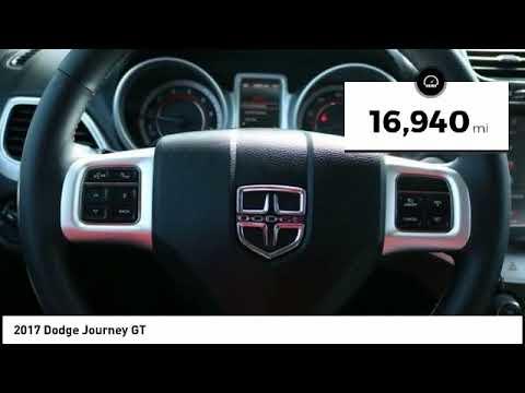 2017 Dodge Journey Oklahoma City OK P26462