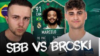 FIFA 20: MARCELO SHAPESHIFTER SBB VS BROSKI  🔥