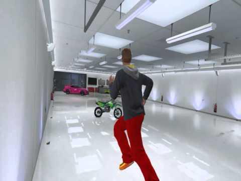 Grand Theft Auto V online GARAGE BUG