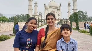 Actress Kasthuri Cute Family | Latest Tamil Cinema News
