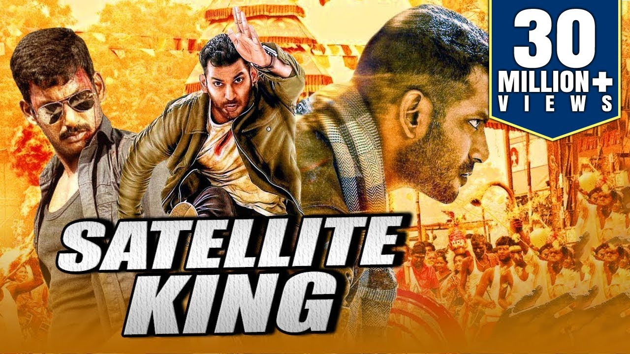 Download Satellite King New South Indian Movies Dubbed in Hindi 2019 Full | Vishal, Samantha, Robo Shankar