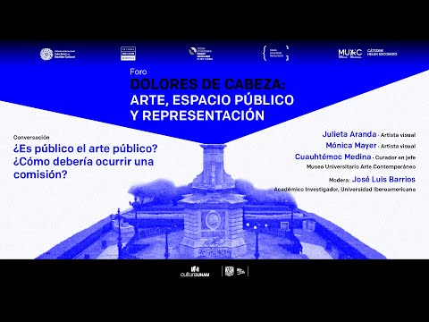 ¿Es público el arte público? ¿Cómo debería ocurrir una comisión?